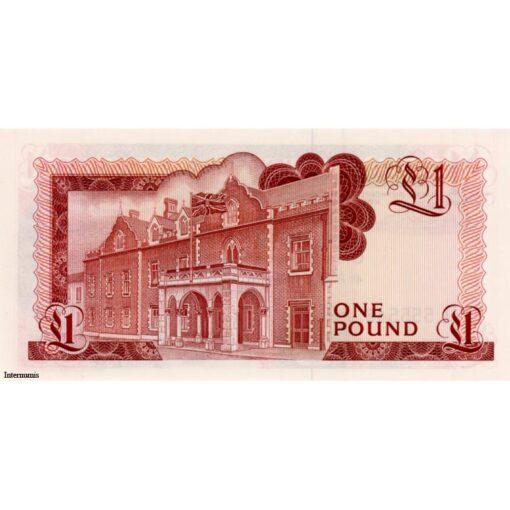 Gibraltar 1 Pound 4.8.1988   P-20e