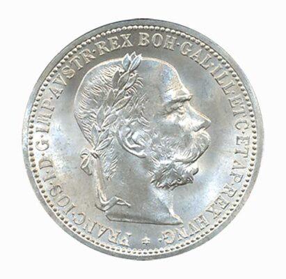 Franz Joseph I 1848 1916 Kronenwährung Archive Internumis